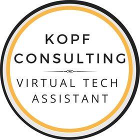 """kopf consulting"""